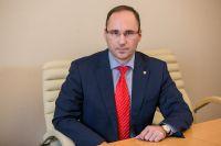 Председатель правления ПАО «НБД-Банк» Александр Шаронов.