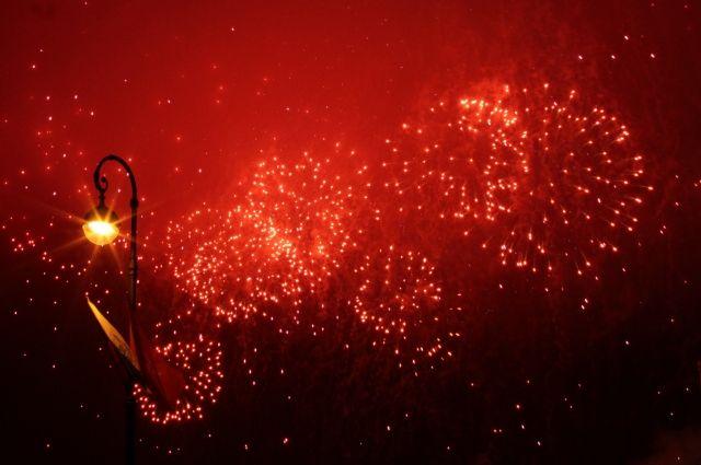 Салют из1160 залпов ожидает воронежцев вДень Победы