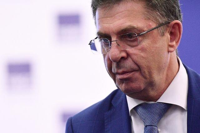 Кравцов не будет переизбираться на пост главы Союза биатлонистов России