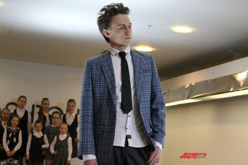 Мужская мода тоже интересна пермским дизайнерам