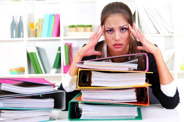 Болит поясница после стресса