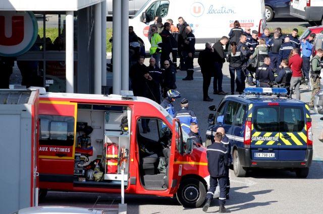 Прокурор Парижа рассказал подробности об исполнителе теракта на юге Франции
