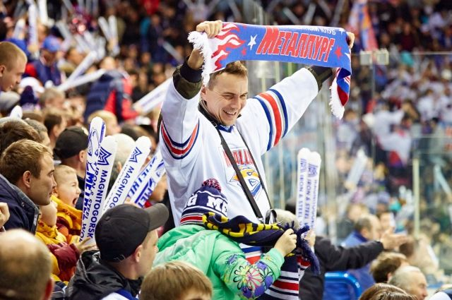 «АкБарс» победил магнитогорский «Металлург» ивышел вполуфинал плей-офф КХЛ