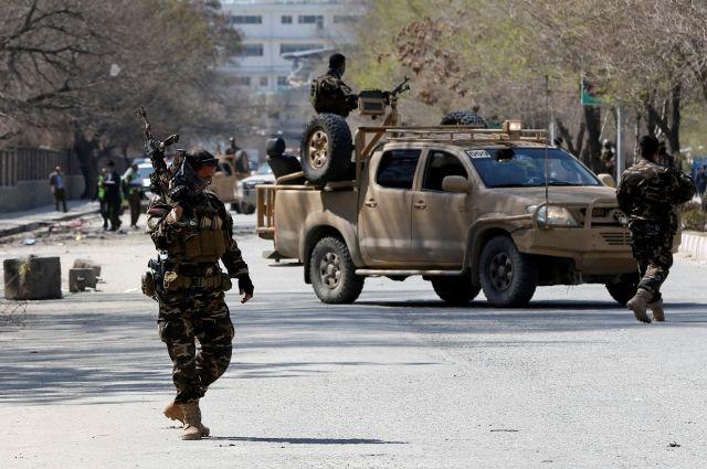 В результате взрыва в Афганистане погибли 15 человек