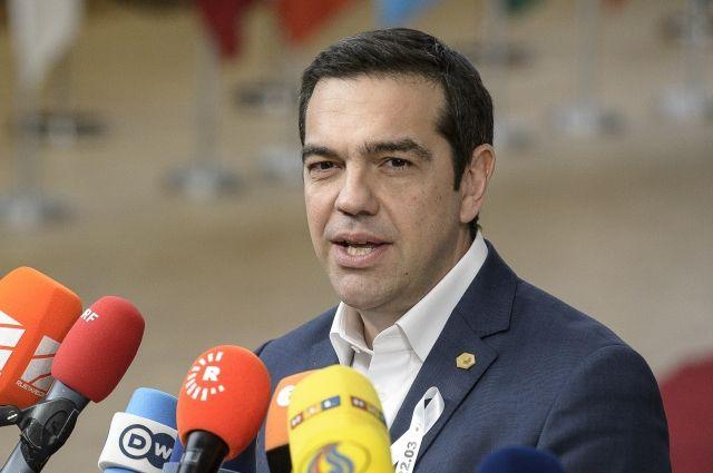 Ципрас подтвердил намерение посетить Москву