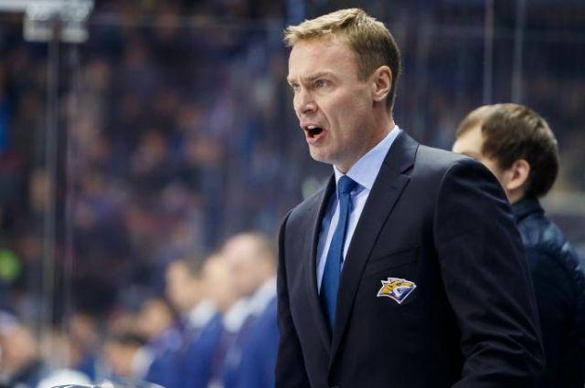 «АкБарс» одержал 3-ю победу над «Магниткой» вплей-офф КХЛ