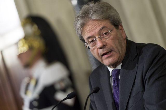 Джентилони призвал не прекращать диалог с РФ из-за дела Скрипаля