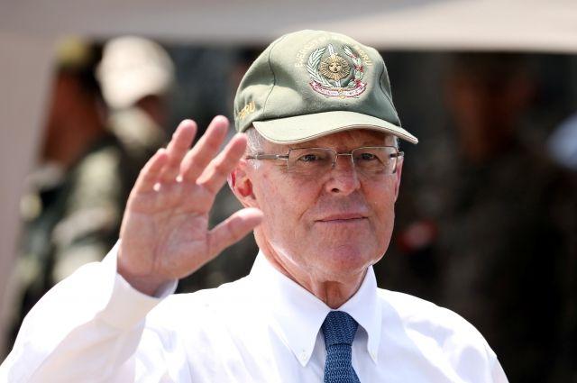 Конгресс Перу принял отставку президента страны