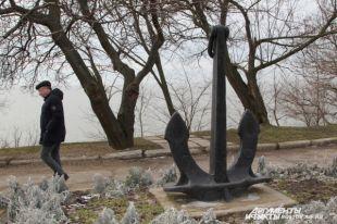 Приморский парк Таганрога будут благоустраивать пять лет.