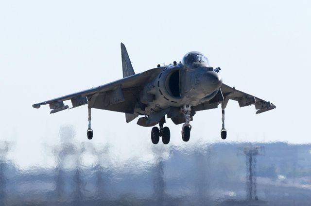 ВВС США нанесли удары потеррористам наюге Ливии