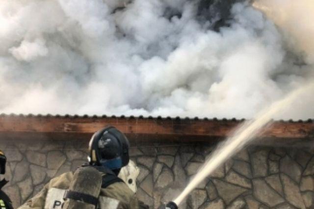 24марта пенсионер умер при пожаре вБашкирии