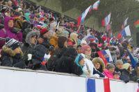Этап Кубка мира по биатлону, Тюмень