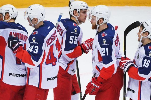 ЦСКА победил «Йокерит» вХельсинки ивышел вфинал Запада наСКА