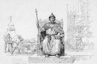 Иван Калита. Рисунок В. Верещагина.