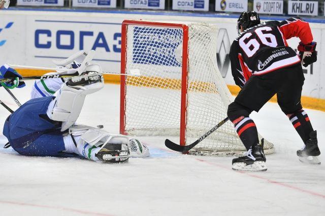 Илья Михеев один из претендентов на звание лучшего игрока сезона в «Авангарде».