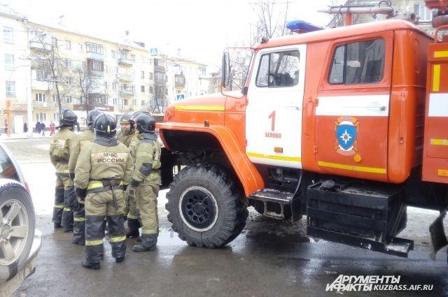 Число жертв при пожаре в ТЦ «Зимняя Вишня» выросло до 53.