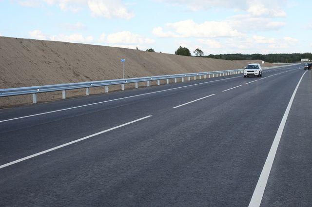По ночам будут перекрывать участок трассы Калининград – граница с Литвой.