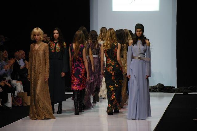 Неделя моды прошла в Москве 20-25 марта