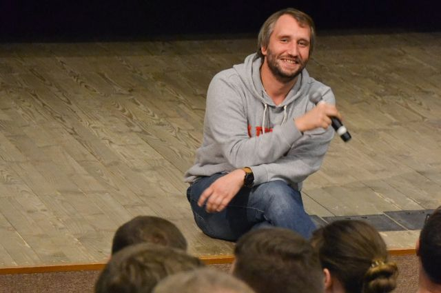 Автор «Дурака» приедет накинофестиваль «ЗА!» вЧелябинск
