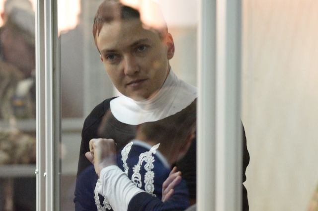Юрист  Савченко обжаловал ееарест