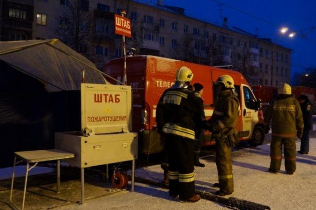После трагедии в ТЦ Кемерово в Калининградской области пройдут проверки.