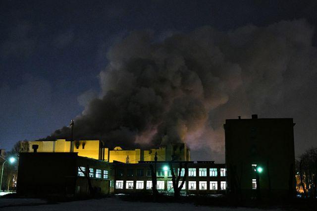 Туск по-русски выразил сожаления всвязи сосмертельным пожаром вКемерово