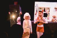 Фестиваль семейных кукольных спектаклей «Варежка»
