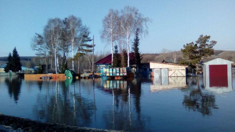 Окрестности усадьбы Чепуштанова В.М.