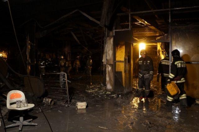В кемеровском торговом центре погиб 41 ребенок.