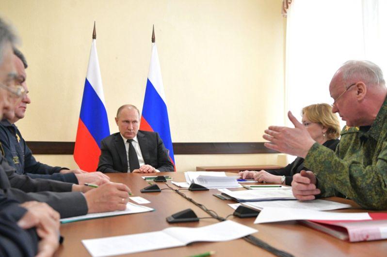 Путин назвал разгильдяйство и халатность причинами трагедии в Кемерове.