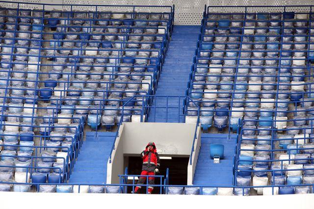 На первый матч на «Стадионе Калининград» продадут еще 5 тысяч билетов.