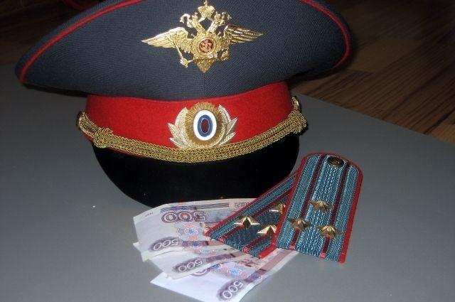 ВХМАО завзятки задержали основного полицейского одного изгородов