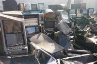Игровое оборудование сотрудники полиции изъяли.