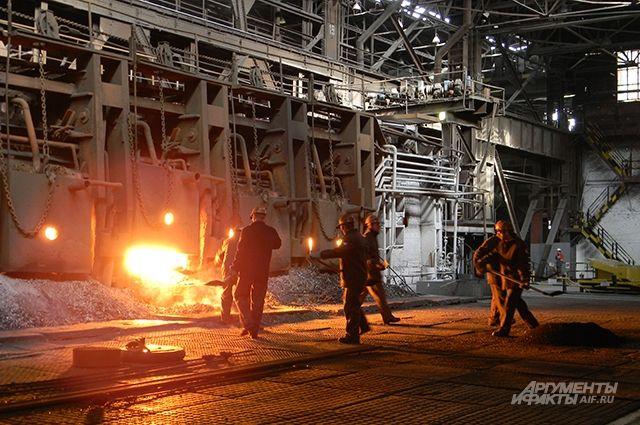 Прощай, мартен! Остановлена самая большая мартеновская печь в России