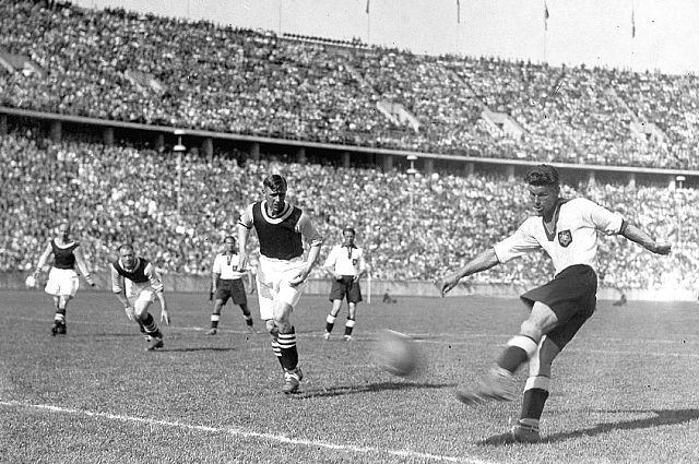 Матч Германия — Англия, 1938 г.