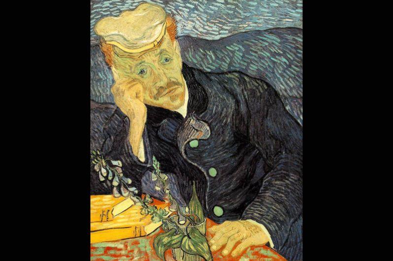 «Портрет доктора Гаше» — одна из самых известных и самая дорогая работа Ван Гога. Портрет Поля Гаше, который следил за здоровьем художника на склоне его жизни, был куплен в 1990 году японским бизнесменом Рёэй Саито за 82,5 млн долларов. Разгорелся даже небольшой скандал, из-за того что владелец изъявил желание быть кремированным вместе с картиной. Однако после смерти бизнесмена полотно было продано в международный инвестиционный фонд, который, в свою очередь, вскоре продал ее в «неизвестные руки».