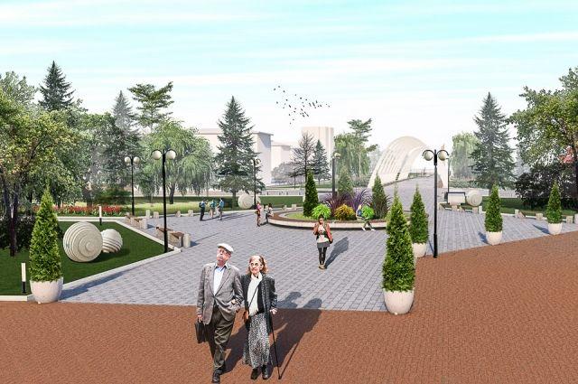 Так будет выглядеть бульвар Победы после реконструкции.