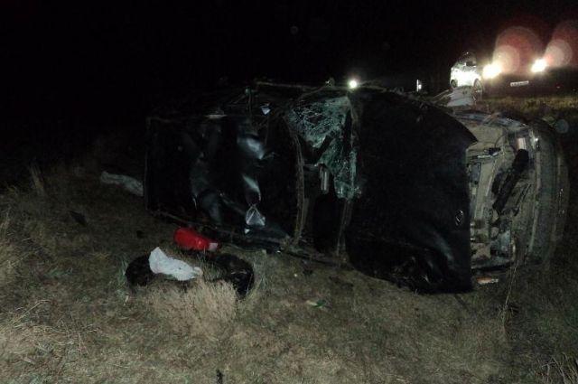 Съезд сдороги сопрокидыванием машины стали смертельными для 40-летнего ставропольца