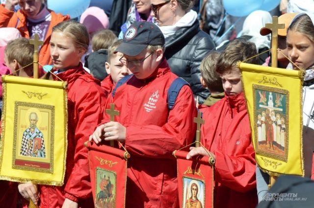 ВПетербурге пройдет детский крестный ход