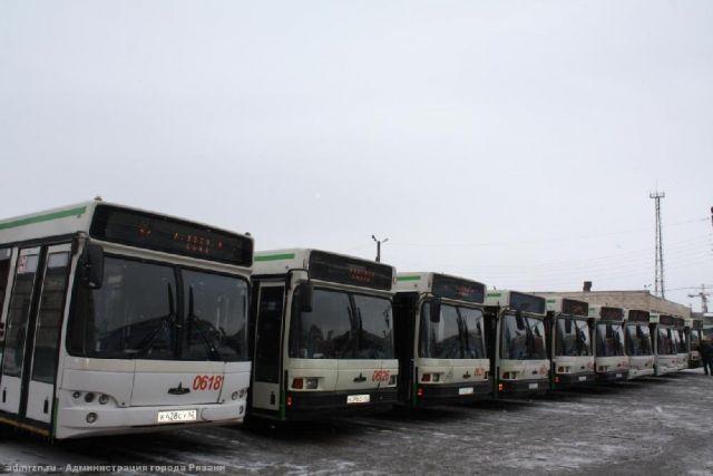 Из столицы вРязань пустят дополнительные автобусы