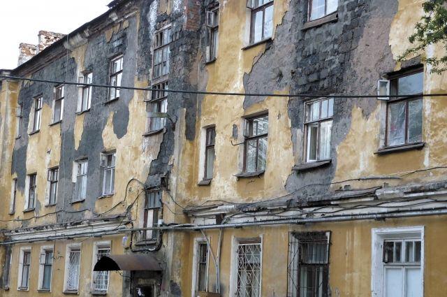 По подсчётам городских властей потребуется 6 млрд руб., чтобы переселить всех жителей аварийных домов в добротное жильё.