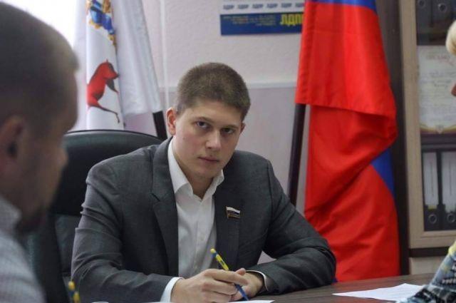 Депутат Никита Сорокин покинул заксобрание Нижегородской области.