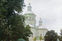фото Свято-Троицкого мужского монастыря С.М.Прокудина-Горского, 1911 год