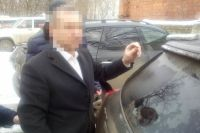 Задержание депутата гордумы Николая Ингликова.