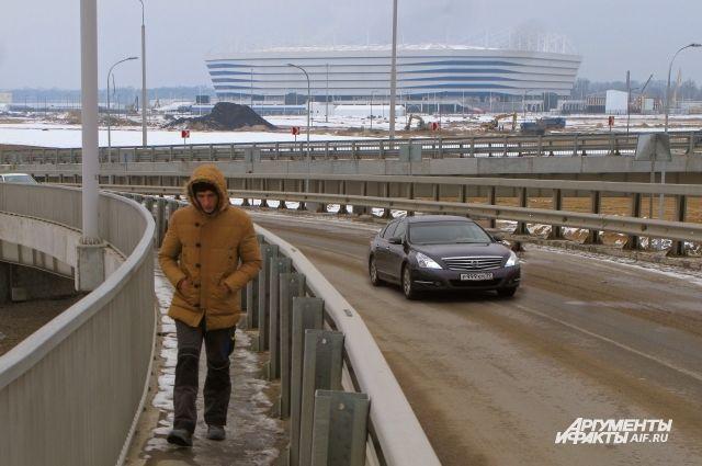 Из-за тестовых матчей в Калининграде перекроют несколько улиц.