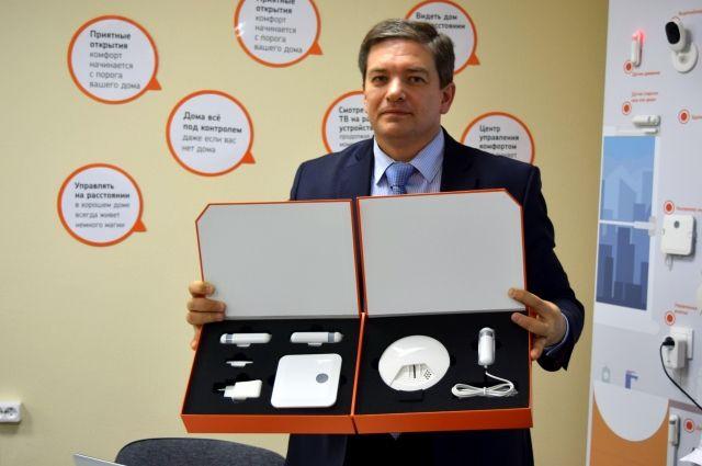 «Умный дом» уже можно приобрести в Мурманской области.