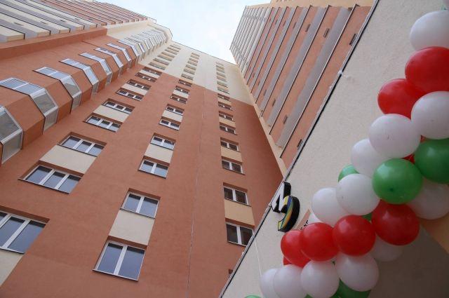Затри года свыше 500 семей Татарстана приобретут жилье посоципотеке