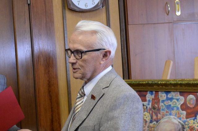 На81-м году ушел изжизни выдающийся государственный деятель Валентин Романов