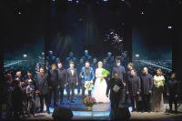 Концертно-театральная постановка «Россия: время, вперёд!» прошла с аншлагом.