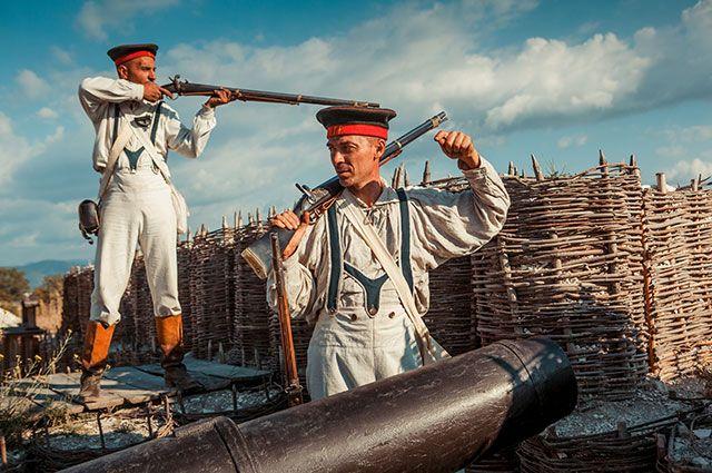 Новая изюминка Крыма. В Севастополе появится уникальный парк живой истории